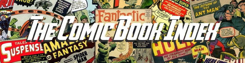 The Comic Book Index
